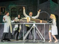 "Theater Review: JCC's ""Young Frankenstein"""