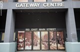 PHOTO BY MARK CHAMBERLIN - The Gateway Centre.