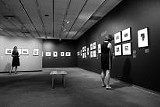 The George Eastman House galleries feature work by up-an-coming and established photographers. PHOTO BY JOE BELL