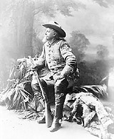 PRINTS AND PHOTOGRAPHS DIVISION, LIBRARY OF CONGRESS - The greatest showman of all time: a 1903 portrait of Buffalo - Bill.