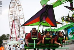 The Monroe County Fair | August 1-4, 2013. - FILE PHOTO