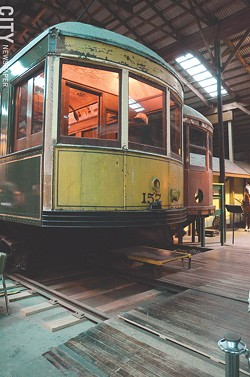 The New York Museum of Transportation in Rush. - FILE PHOTO