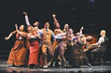 "PHOTO BY EMILY COOPER - The people of Harlem in ""Ragtime,"" currently playing at the 2012 Shaw Festival."