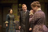 """The people of New Rochelle in """"Ragtime,"""" playing as part of the 2012 Shaw Festival. PHOTO BY DAVID COOPER"""