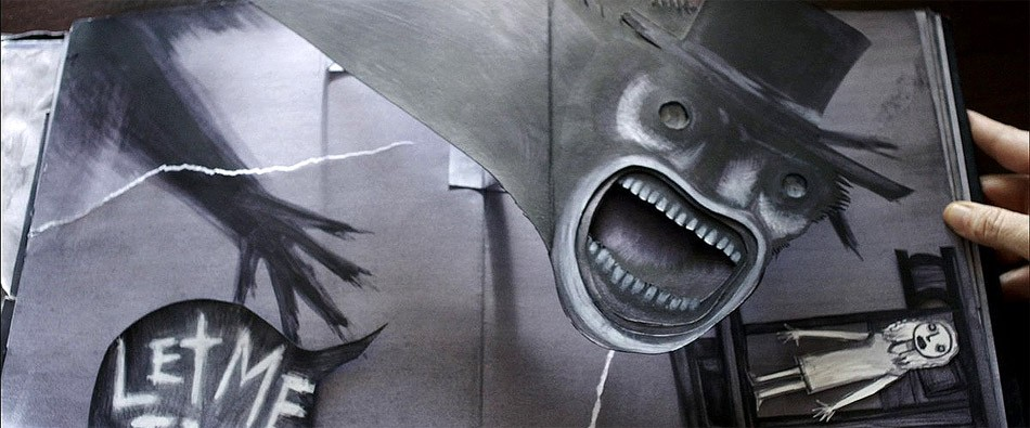 Click To Enlarge The Pop Up Book In Babadook
