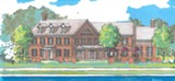 PROVIDED IMAGE - The restaurant that would be part of the Westport Crossing project at 75 Monroe Avenue in the Village of Pittsford.