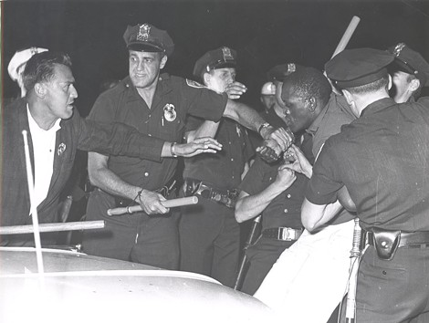 The riots resulted in over 800 arrests. - PHOTO COURTESY THE CITY OF ROCHESTER, ROCHESTER, NEW YORK
