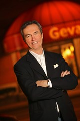 """PHOTO PROVIDED - """"The risks I take are shaped by what I believe Rochester will come around to,"""" says Mark Cuddy, artistic director of Geva Theatre Center."""