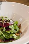 The rockin' beet salad