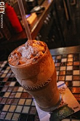 The root-beer float at Richmond's. - PHOTO BY FRANK DE BLASE