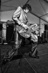 The Sadies performed Saturday, June 30, at Abilene. PHOTO BY FRANK DE BLASE