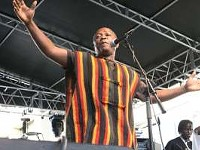 JAZZ FEST 2012, DAY 9: Gov't Mule, Locarno, Sierra Leone Refugee All Stars