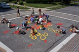 PHOTO BY MICHAEL E. TOMB - The Southeast wants to do more traffic calming projects like 2012's BouleVART.