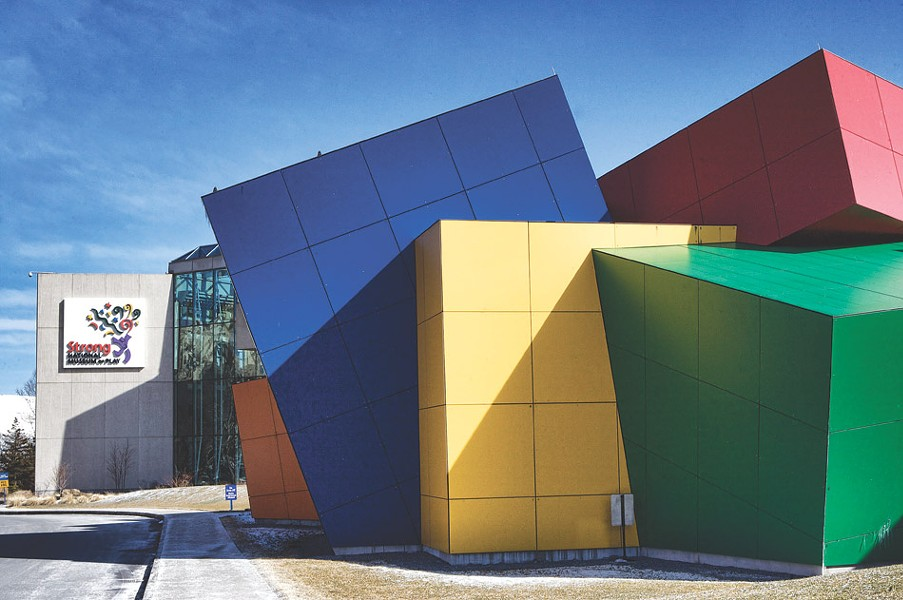 The Strong Museum of Play will hold a handful of family-friendly fun days during the season. - FILE PHOTO
