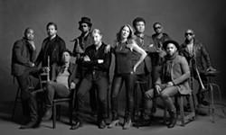 The Tedeschi Trucks Band. - PHOTO COURTESY XRIJF