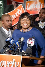 Rochester Mayor-elect Lovely Warren - FILE PHOTO