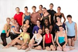 PHOTO COURTESY TIM LEVERETT - This year Rochester City Ballet will celebrate its 25th anniversary. Events include a series of free open studio rehearsals.