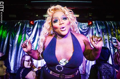 Tilt-a-Whirl Drag Show