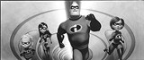PIXAR FILMS - To save the day: a still from The Incredibles.