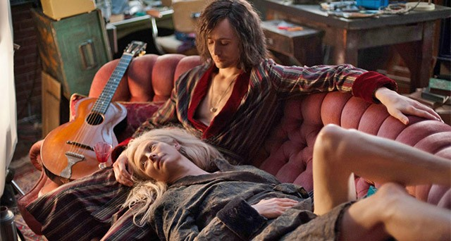 "Tom Hiddleston and Tilda Swinton in ""Only Lovers Left Alive."""