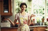 DREAMWORKS PICTURES - Too bland to be scary: Nicole Kidman in The Stepford Wives.