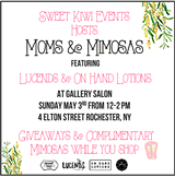 SWEET KIWI EVENTS - Treat the special mom in your life!