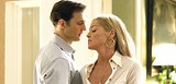 "COURTESY MGM - Trysts - and turns: David Morrissey has a close encounter with Sharon Stone in the - steamy sequel ""Basic Instinct 2."""