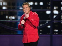 COMEDY: Brian Regan