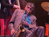 Jazz Fest 2019, Day 7: Ron reviews George Coleman Quartet, Gary Versace with Scott Robinson, and Elda Trio