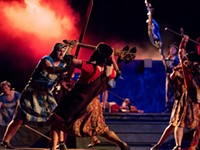 Theater review: Hill Cumorah Pageant