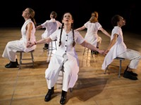 Meredith Monk visits U of R for artist residency