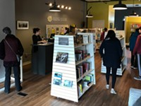 LITERARY | Sulfur Books Grand Opening