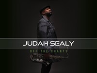 JAZZ | Judah Sealy: 'Off the Charts'