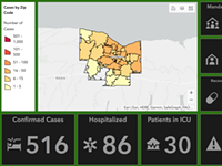 More than half of COVID-19 deaths in Monroe County are people over 80