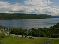 "FILM | ""Journeys Through the Finger Lakes"""