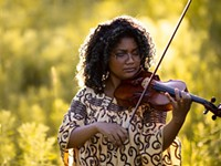Rochester violinist advocates for Black classical musicians