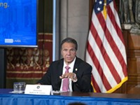 Cuomo asks Trump for help on potential COVID-19 vaccine