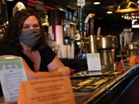 Orange zone restrictions mean uncertain times for bars, restaurants
