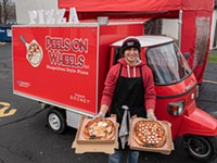 Pop-up pizzerias for the people