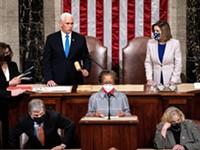 Congress certifies Biden victory