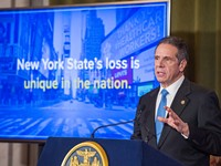 Cuomo has reservations about his own proposal to tax the rich