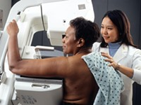 What you need to know if you're getting a mammogram and a COVID vaccine
