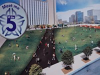 At long last, Parcel 5 to become a green space — for now