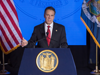 Poll offers good and bad news for Cuomo