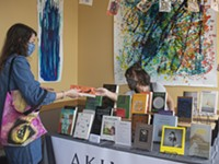 Pop-up bookstores become indie lit's guide to survival