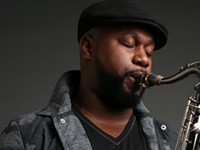 Water Street Music Hall reopens with smooth jazz show featuring Adam Hawley and Judah Sealy