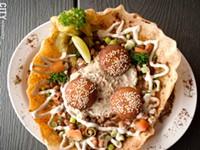 El Basha makes it easy to go vegetarian