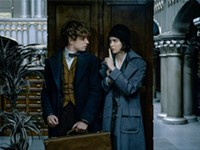 "Film review: ""Fantastic Beasts and Where to Find Them"""