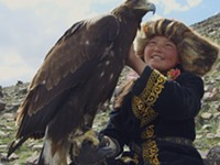 Film review: 'The Eagle Huntress'