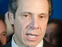 Cuomo keeps tight grip on his budget proposal